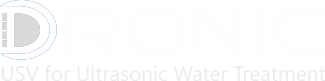Dronic Ultrasonic algae control USV